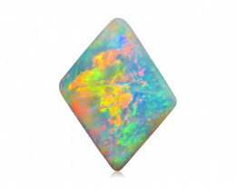 2.08 ct Gorgeous Crystal Opal from Coober Pedy - Australia