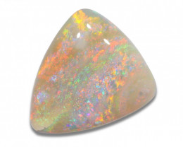 9.09 ct Multicolor Opal from Coober Pedy - Australia