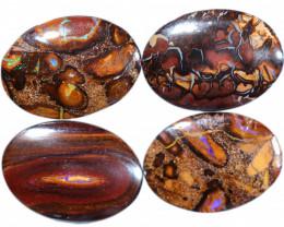 $22 per stone 20x12x5 mm calibrated Koroit oval boulder parcel-[FJP4795]
