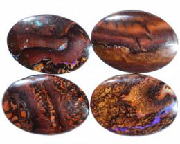 $24 per stone 20x15x5 mm calibrated Koroit oval boulder parcel-[FJP4797]