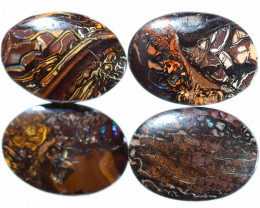 $22 per stone 20x12x5 mm calibrated Koroit oval boulder parcel-[FJP4798]