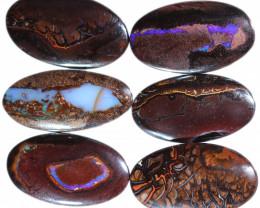 $10 per stone 24x14x6 mm calibrated Koroit oval boulder parcel-[FJP4799]