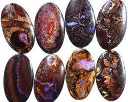 $14 per stone 24x14x6 mm calibrated Koroit oval boulder parcel-[FJP4802]