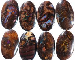 $9 per stone 20x15x3 mm calibrated Koroit oval boulder parcel-[FJP4805]
