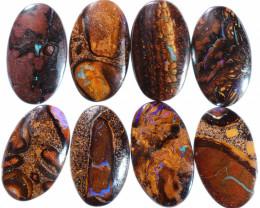 $9 per stone 20x15x5 mm calibrated Koroit oval boulder parcel-[FJP4807]