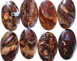 $10 per stone 20x12x5 mm calibrated Koroit oval boulder parcel-[FJP4808]