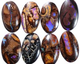 $12 per stone 20x12x5 mm calibrated Koroit oval boulder parcel-[FJP4810]