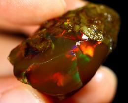 42cts Ethiopian Crystal Rough Specimen Rough / CR5588