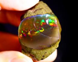 56cts Ethiopian Crystal Rough Specimen Rough / CR5591