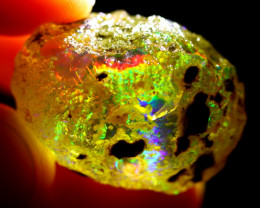 59cts Ethiopian Crystal Rough Specimen Rough / CR5598