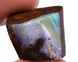 Boulder Opal Beginners Rough DO-3240 - downunderopals