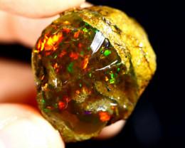 86cts Ethiopian Crystal Rough Specimen Rough / CR5618