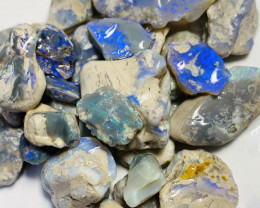 460 CTs of Potential Bright Rough Nobby Opals to Carve & Explore #47