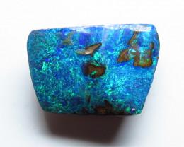 4.44ct Australian Boulder Opal Stone