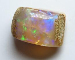 3.73ct Australian Boulder Opal Stone