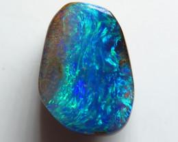 4.08ct Australian Boulder Opal Stone