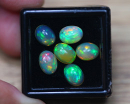 5.67Ct Natural Ethiopian Welo Solid Opal Lot W1418