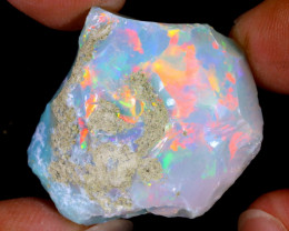 42cts Natural Ethiopian Welo Rough Opal / CAWR10