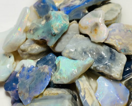 Bright Seam Rough Opals With Stunning Pieces to Cut # 100