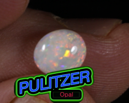 Pulitzer's Ballistic Gem Coober Pedy Opal [40085]