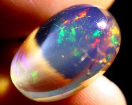 12.87cts Ethiopian Crystal Polished Opal Specimen/ OP05