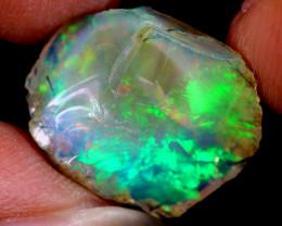 7cts Natural Ethiopian Welo Rough Opal / AWR125