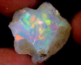 7cts Natural Ethiopian Welo Rough Opal / AWR146