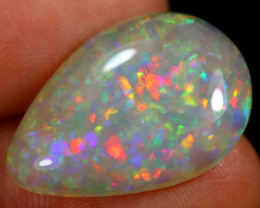 10.85cts Natural Ethiopian Welo Opal / ABF909