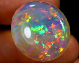 27.03cts Natural Ethiopian Welo Opal / JABF924