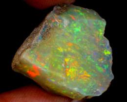 16cts Natural Ethiopian Welo Rough Opal / BPA1453