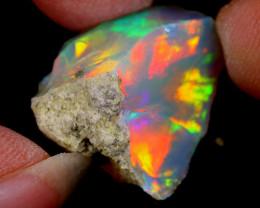 16cts Natural Ethiopian Welo Rough Opal / BPA1456