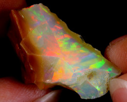 21cts Natural Ethiopian Welo Rough Opal / BPA1483