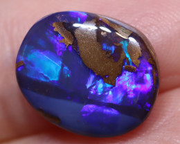 4.32 carats Boulder Opal Cut Stone ANO-3932