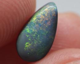 1.24CT Black Opal  Lightning Ridge  DH