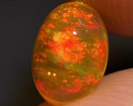 GEM QUALITY 1.1ct Mexican Crystal Opal (OM)