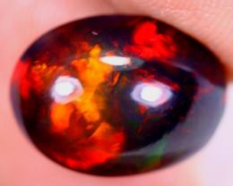 9.20cts Natural Ethiopian Welo Smoked Opal / NY4083