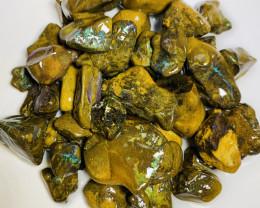 1100 CTS Koroit Matrix Rough Boulder Opals #336