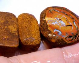 48.00 cts Yowah Opal Prefinished Rub Parcel ADO-A861  adopals