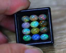 6.17cts Natural Ethiopian Welo Opal T151