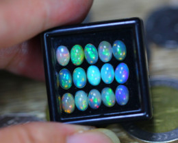 4.50cts Natural Ethiopian Welo Opal T155