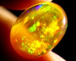 10.37cts Ethiopian Crystal Polished Opal Specimen/ OP109