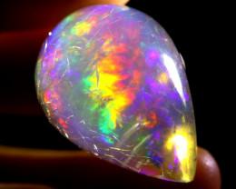 53.76cts Ethiopian Crystal Polished Opal Specimen/ OP110