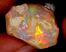 9cts Natural Ethiopian Welo Rough Opal / PA1540