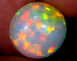 4.56cts Natural Ethiopian Welo Opal / UX2307