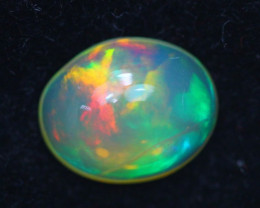 1.27Ct Natural Ethiopian Welo Solid Opal Lot W1663