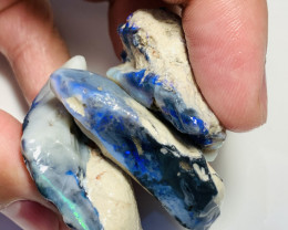 Big Thick Seam Rough Opals- Refer to video and size info#368