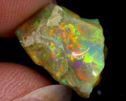 5cts Natural Ethiopian Welo Rough Opal / PA1563