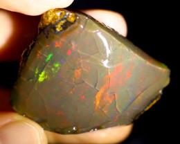111cts Ethiopian Crystal Rough Specimen Rough / CR5733
