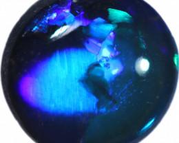 1.06 CTS BLACK OPAL STONE-FROM LIGHTNING RIDGE - [LRO2582]