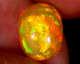 2.95cts Natural Ethiopian Welo Opal / UX2385